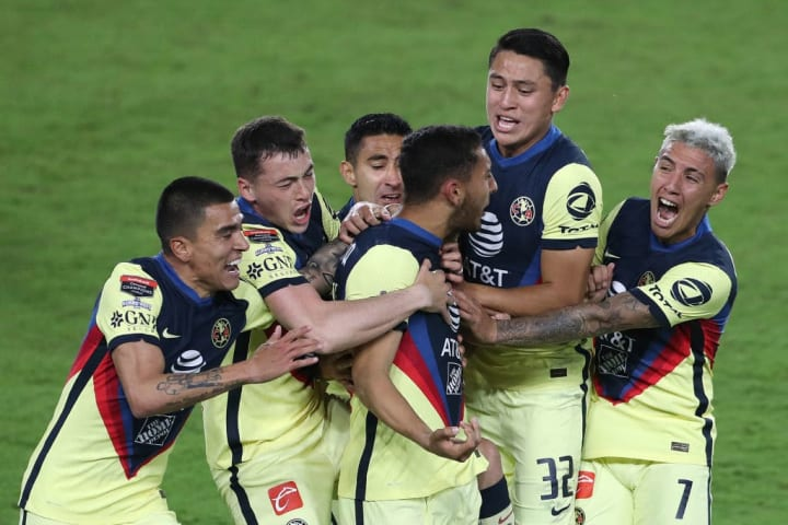 El Club América nunca ha descendido en la Liga MX