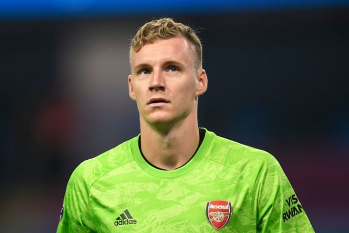 Leno had a fantastic season for Arsenal