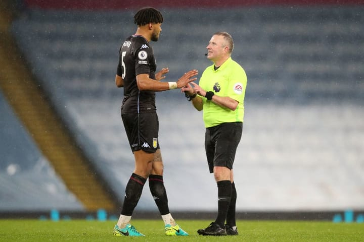 Mings was left fuming by the decision