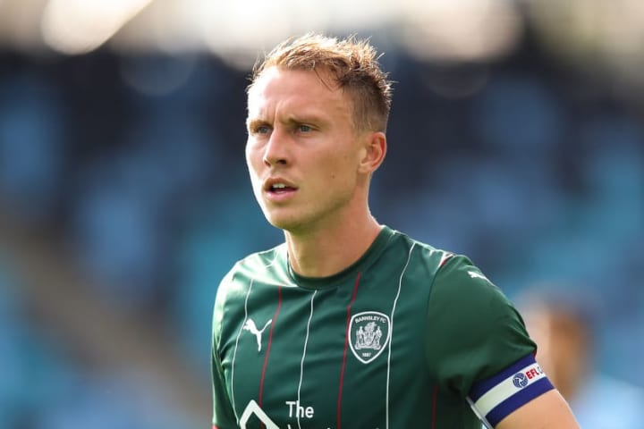 Cauley Woodrow has been a consistent performer since moving to Barnsley