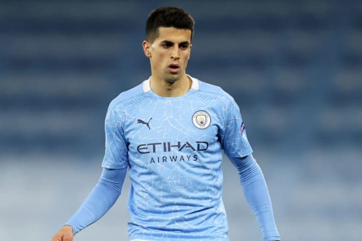 Joao Cancelo was much improved for Man City