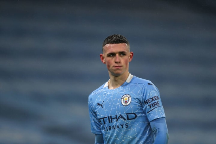 Phil Foden is really good