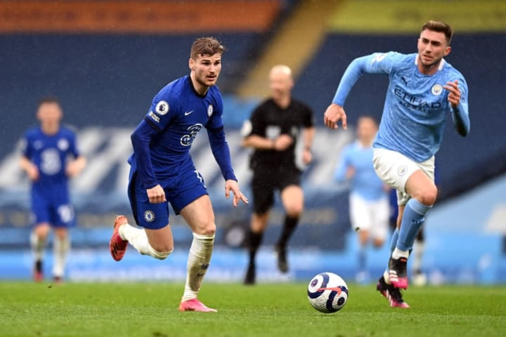 Timo Werner, Aymeric Laporte