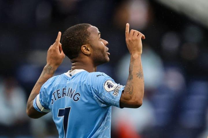 Raheem Sterling Manchester City Valor Mercado Ranking Premier League