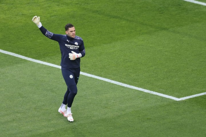 Ederson Manchester City Ranking Salário Goleiro