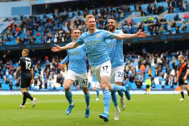 Kevin De Bruyne Valor Mercado Manchester City