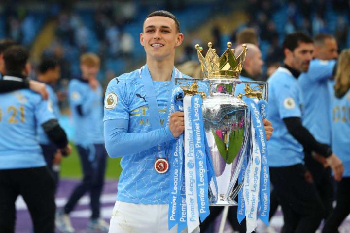 Phil Foden Manchester City Ranking Valor Mercado Premier League