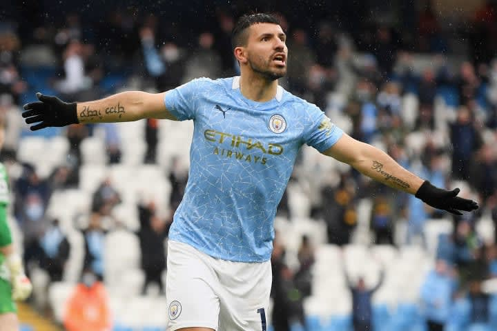 Barcelona are otherwise targeting free agents like Sergio Aguero this summer