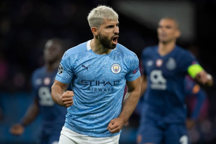 Aguero could also stay in the Premier League and has been linked with Chelsea & Tottenham