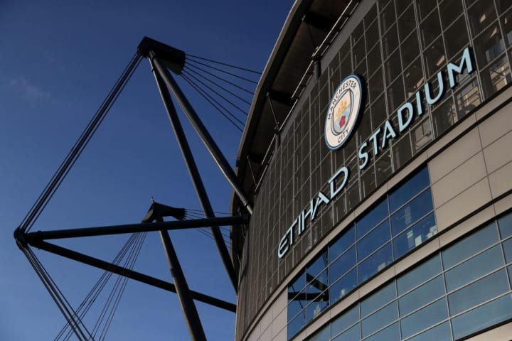 The Etihad will remain empty in line with government restrictions