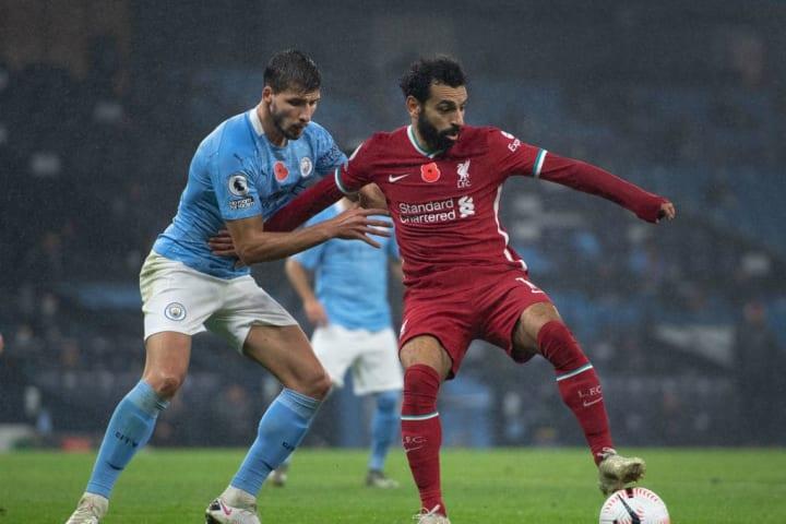 Mohamed Salah - Winger - Born 1992, Rúben Dias