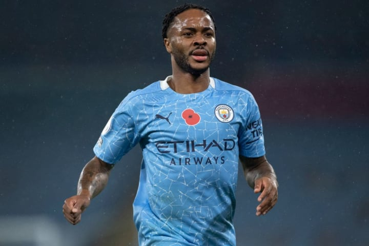 Raheem Sterling has trained with the first-team following his return from injury
