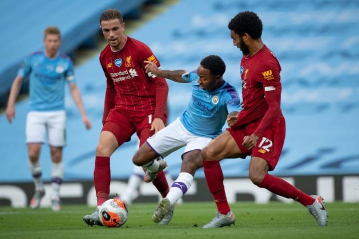 Raheem Sterling, Jordan Henderson - Soccer Player, Joe Gomez - Soccer Player