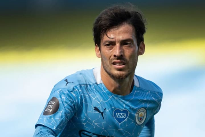 David Silva - Spanish Soccer Midfielder - Born 1986