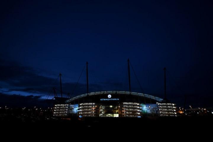 City's home stadium
