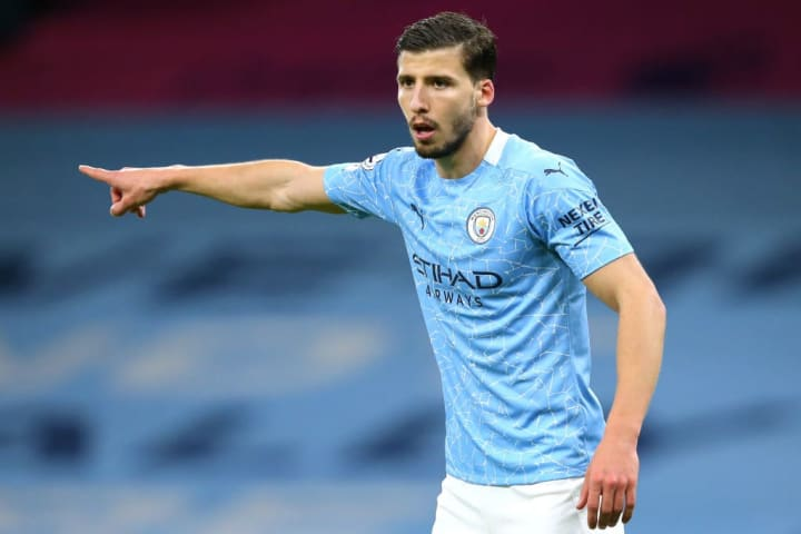 Ruben Dias has transformed City's defence