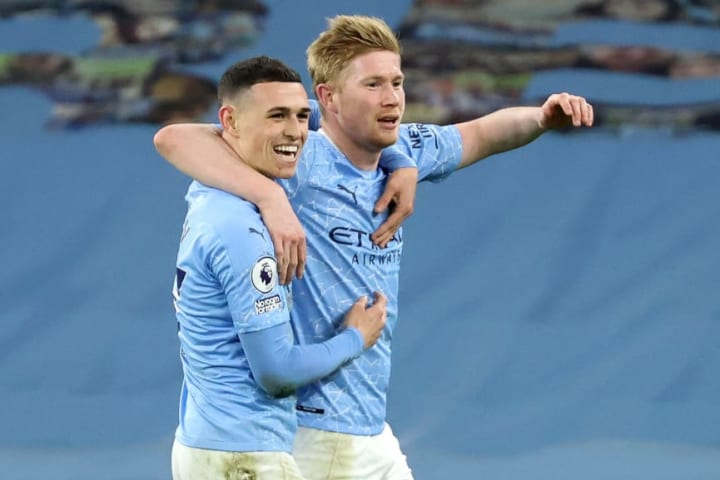 Man City could seal the Premier League title this weekend