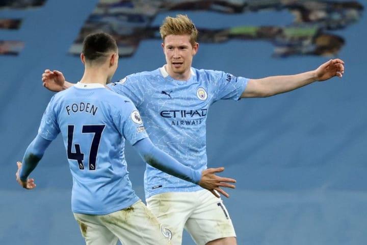 Kevin De Bruyne Manchester City Valor Mercado Ranking Premier League