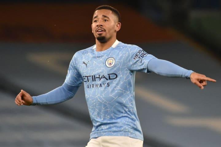 Gabriel Jesús, Manchester City