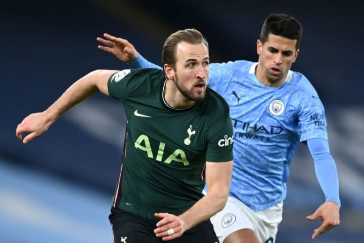 Kane has made no secret of his desire to win trophies