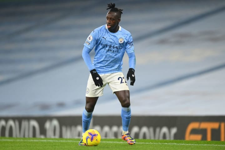 Mendy has struggled with injuries since moving to City