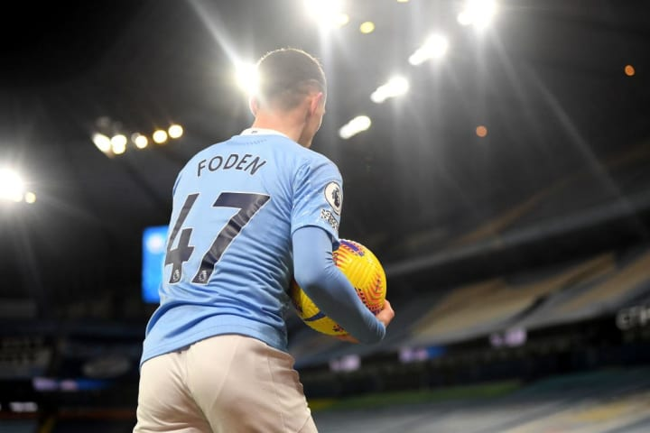 Foden is likely to get a run out on Tuesday and is always entertaining to watch in a City shirt.
