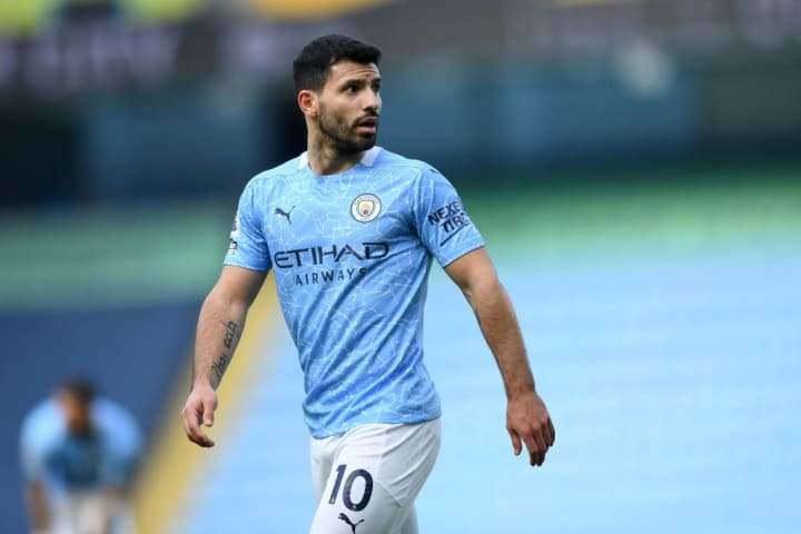 Aguero's decline has been sudden