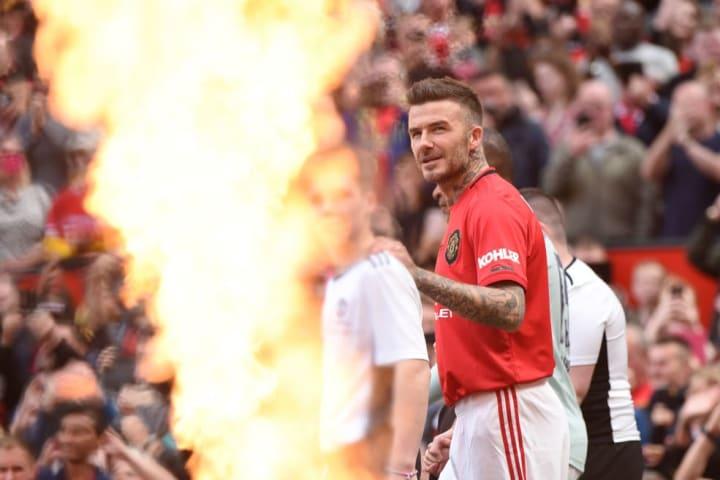 David Beckham Manchester United E-sposrts Iconic Moments PES