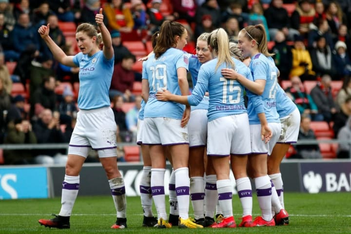 City won 3-2 when the two teams last met in the FA Cup