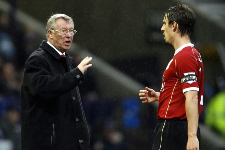 Fergie equipped his players with the mental strength to succeed