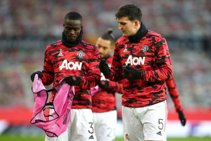 Bailly will be unable to stake his claim for a starting place with Man Utd during his enforced absence
