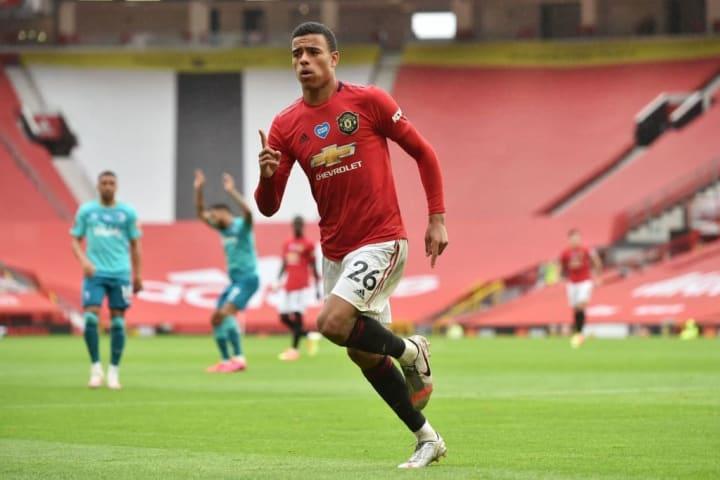 Greenwood became a regular Man Utd starter during Project Restart