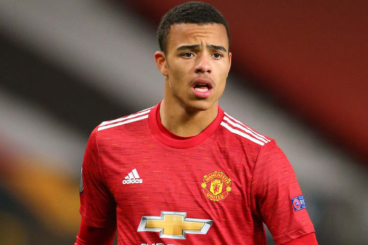 Mason Greenwood has started to find his form of late