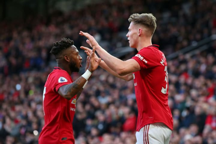Fred and McTominay's partnership has flourished this season