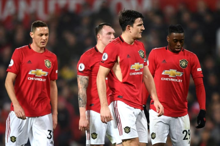 Jones and Maguire were the pair as Burnley put two past United at Old Trafford in a famous win for the Clarets