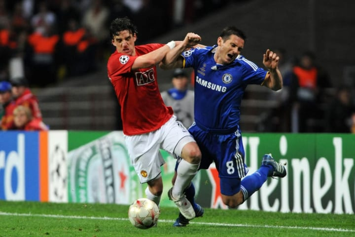 Frank Lampard, Owen Hargreaves