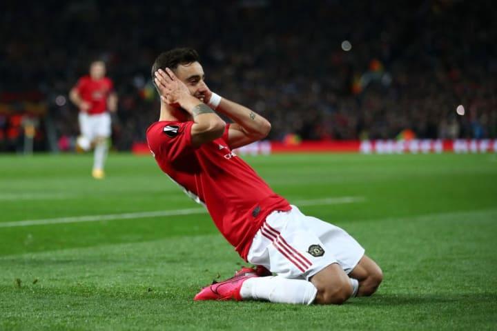Manchester United's Portuguese magnifico