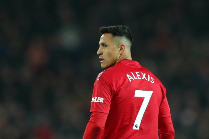 Alexis Sánchez Troca Manchester United Arsenal