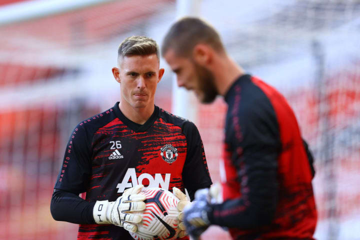 Dean Henderson will likely get the nod over David de Gea