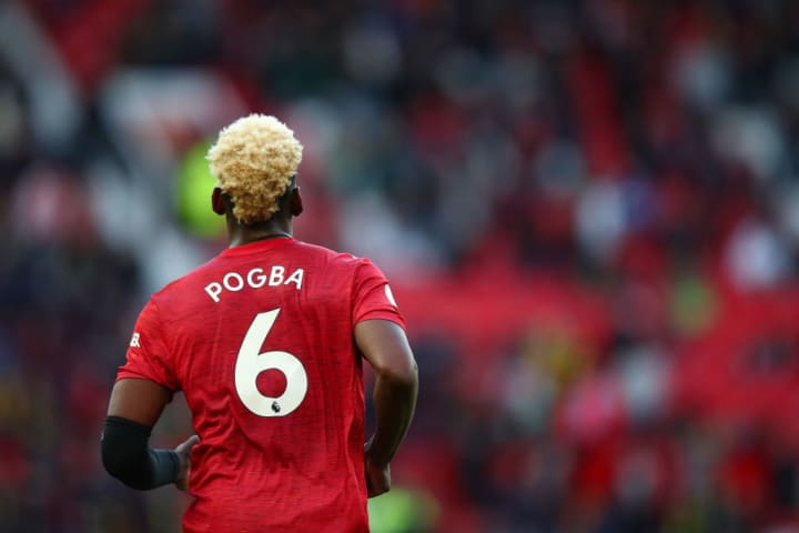 Could Paul Pogba be heading out of Old Trafford once agin?