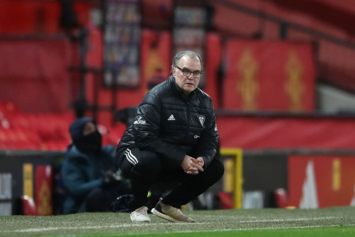 Bielsa has thrived since leaving France for England