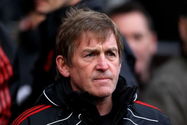 King Kenny returned to Anfield in 2011