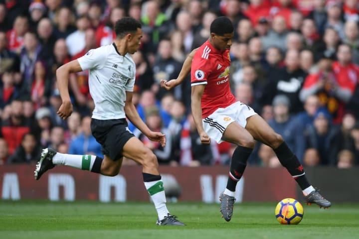 Man Utd vs Liverpool, 2018