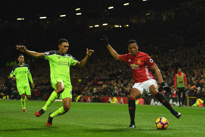 Anthony Martial, Trent Alexander-Arnold