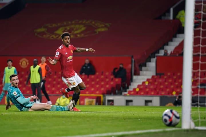Marcus Rashford Manchester United Valor Mercado
