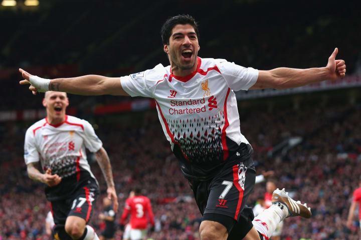 Man Utd vs Liverpool, 2014