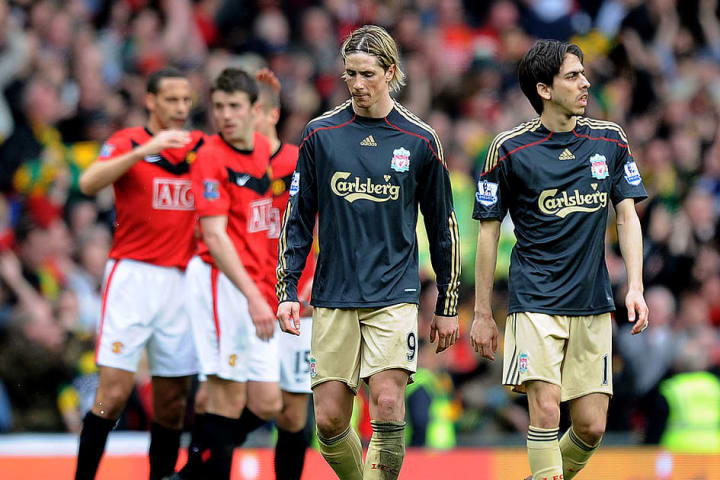 Man Utd vs Liverpool, 2010