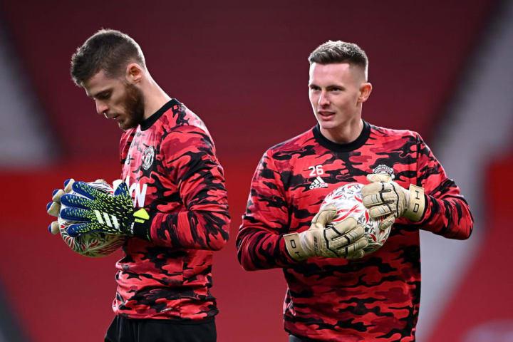 Henderson has to leave Man Utd for regular chances