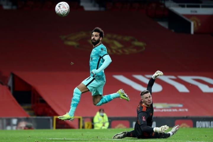 Mohamed Salah, Dean Henderson