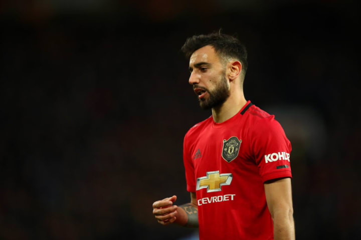 Fernandes has made a lightning fast start to his United career